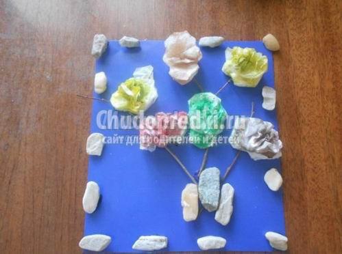 Простые поделки: детский сад, младшая группа