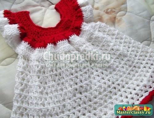 Вязание для девочек 1 год: