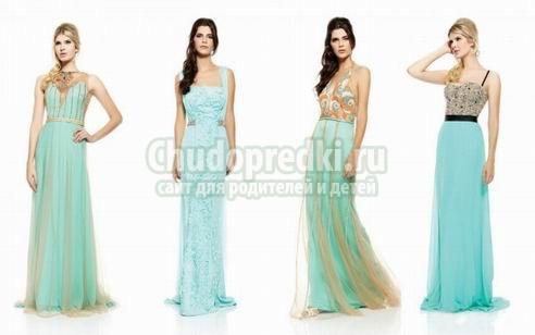 Платья на выпускной 2015 купить недорого в интернет-магазине