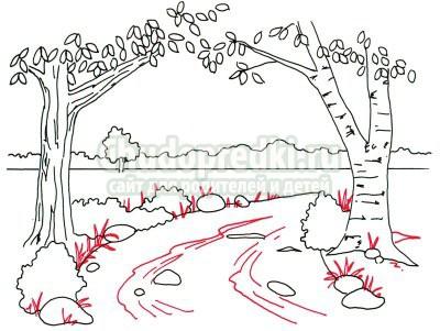 Как рисовать весну карандашом на бумаге картинки