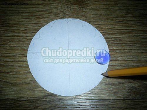 Объемные поделки из бумаги
