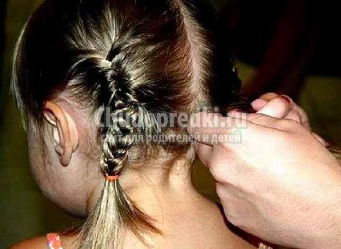 Плетение косичек для девочек: