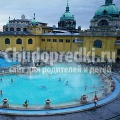Термальные курорты в Европе – отдых и лечение