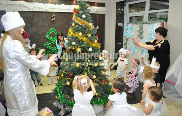 Сценарий новогоднего праздника в 9 классе