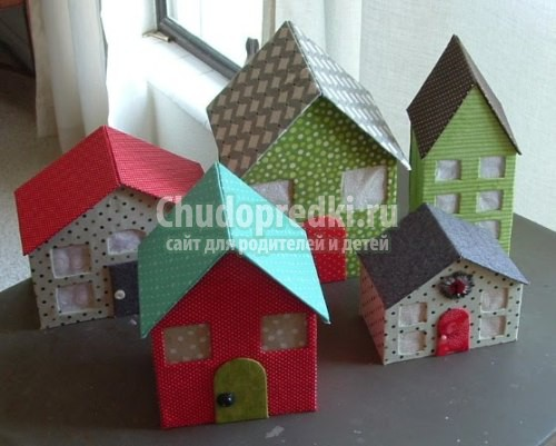 Поделки из картона или бумаги для дома