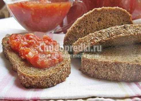 хреновина рецепт приготовления из помидор и хрена