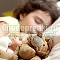 Нарушение сна у ребенка: причины и способы борьбы
