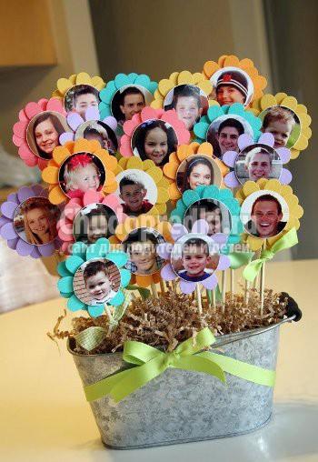 Какой можно сделать подарок на 8 марта своими руками бабушке