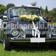 Тонкости выбора машины на свадьбу