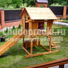 Игровые комплексы для детей: для дачи и дома