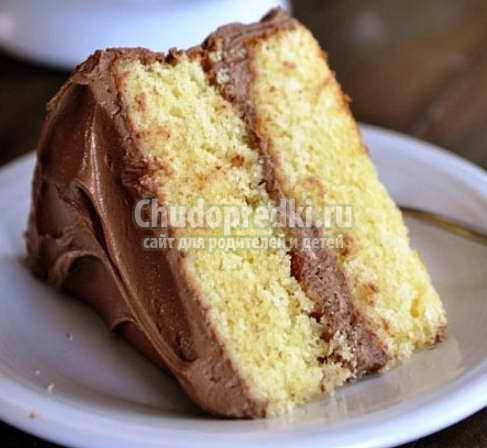 Бисквит для торта в мультиварке пошаговый рецепт с
