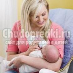 Молочные смеси с рождения: выбираем лучшую