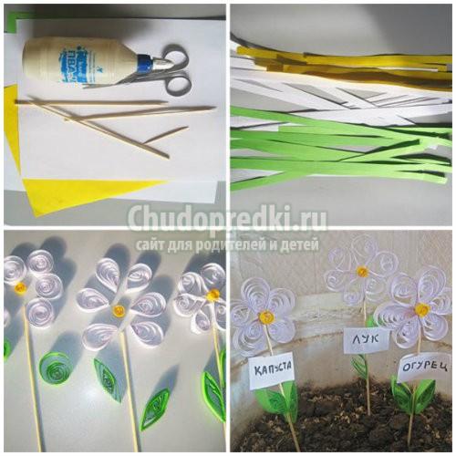 Поделки для сада своими руками: фото, идеи и мастер-классы