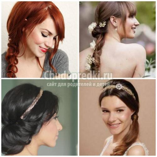 Прически в греческом стиле своими руками на средние волосы 18