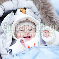 Детские зимние комбинезоны до года. Выбираем правильно