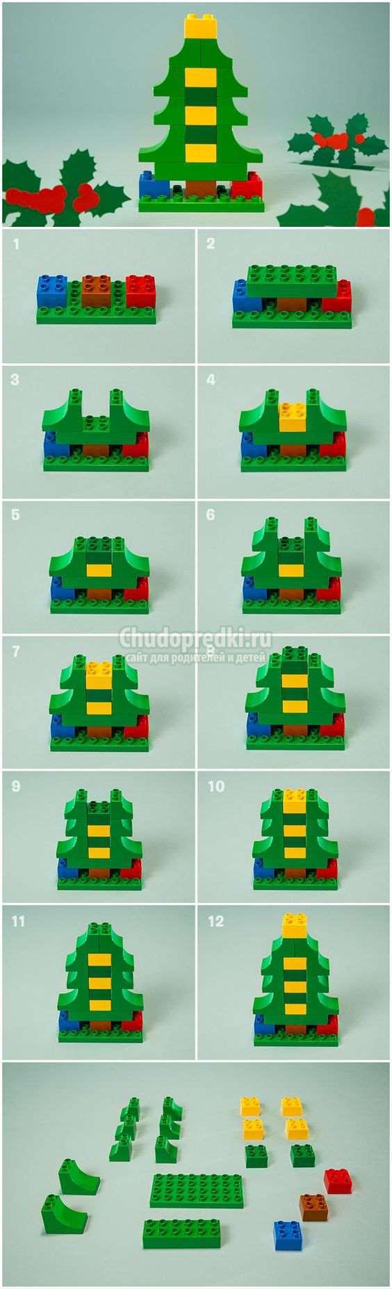 Схемы для лего фото