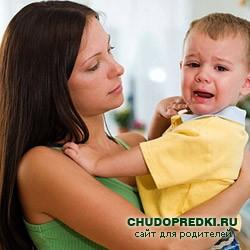 грипп и ребенок