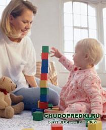 Комната и ребенок до года