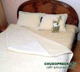Рукоделие. Вязание шерстяного одеяла