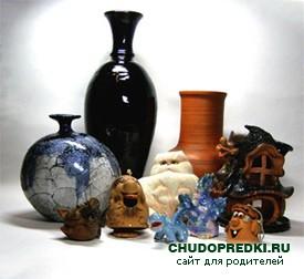 Керамика. Виды керамики
