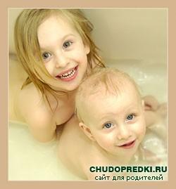 Советы для купания ребенка