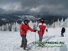 снежные горы Турции