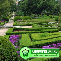 10 самых известных ботанических садов мира