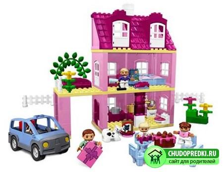 лего для ребенка 2-3 лет