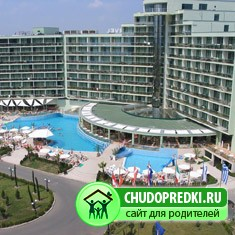 Популярные отели Болгарии