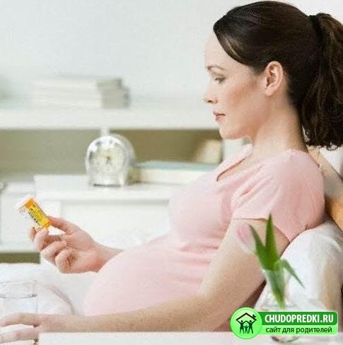 Многоводие в конце беременности