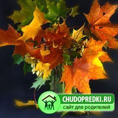 Стихи о временах года. Что нам осень принесёт?