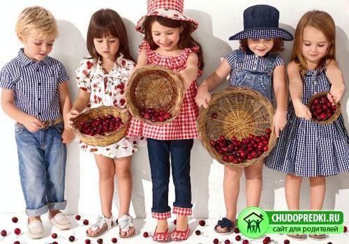 Детская одежда лето 2011