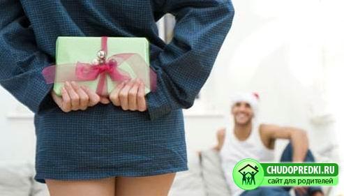 Подарки на новый год 2012