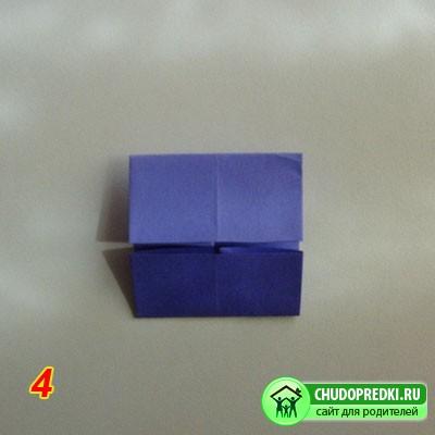 Оригами - кусудама. Мастер класс