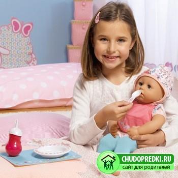 Куклы. Игры для девочек