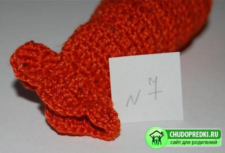 Вязание. Знак зодиака Рак