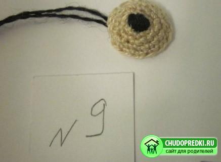 Вязание. Мастер-класс Лев