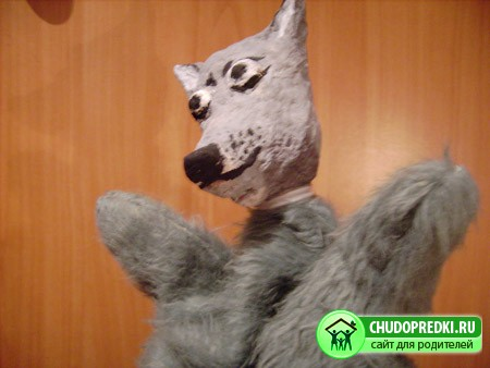Рукоделие. Волк