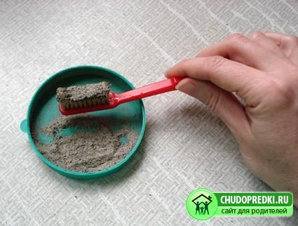 Натуральный зубной порошок