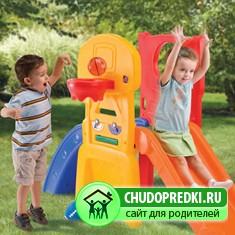 Дети на даче: как организовать детскую площадку?