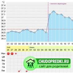 Расшифровываем график базальной температуры