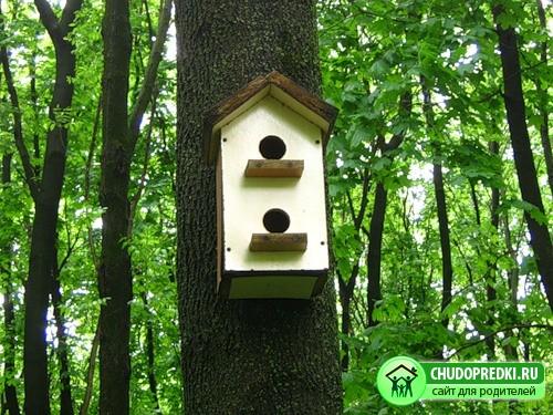 Поделки из дерева: украшаем дачу