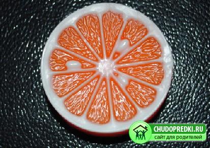 Мыло-апельсин своими руками