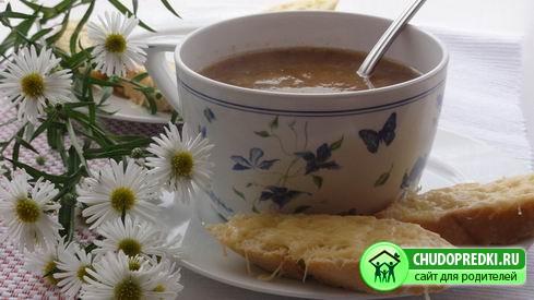 Луковый суп. Самый вкусный рецепт
