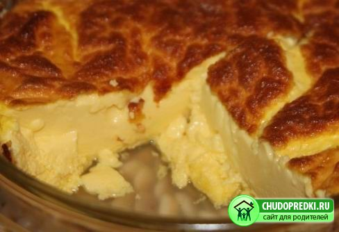 омлет пышный с сыром рецепт с фото