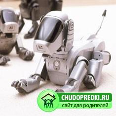 роботы для развлечения детей