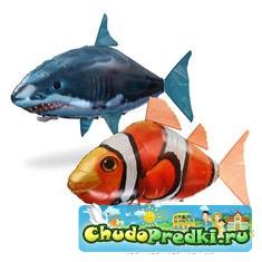 Летающие рыбы игрушка