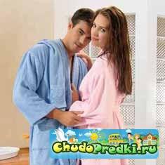 Как выбрать махровые халаты для всей семьи?