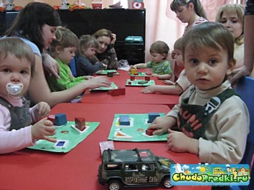 интересные поделки для 3- летних детей