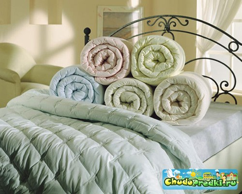 как выбрать одеяло из шерсти